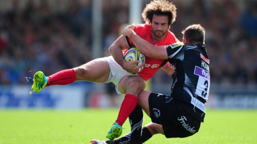 Match Report: Exeter Chiefs 13 Saracens 34
