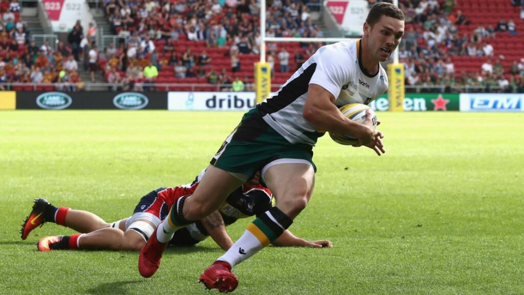 Match Report: Bristol Rugby 10 Northampton Saints 32