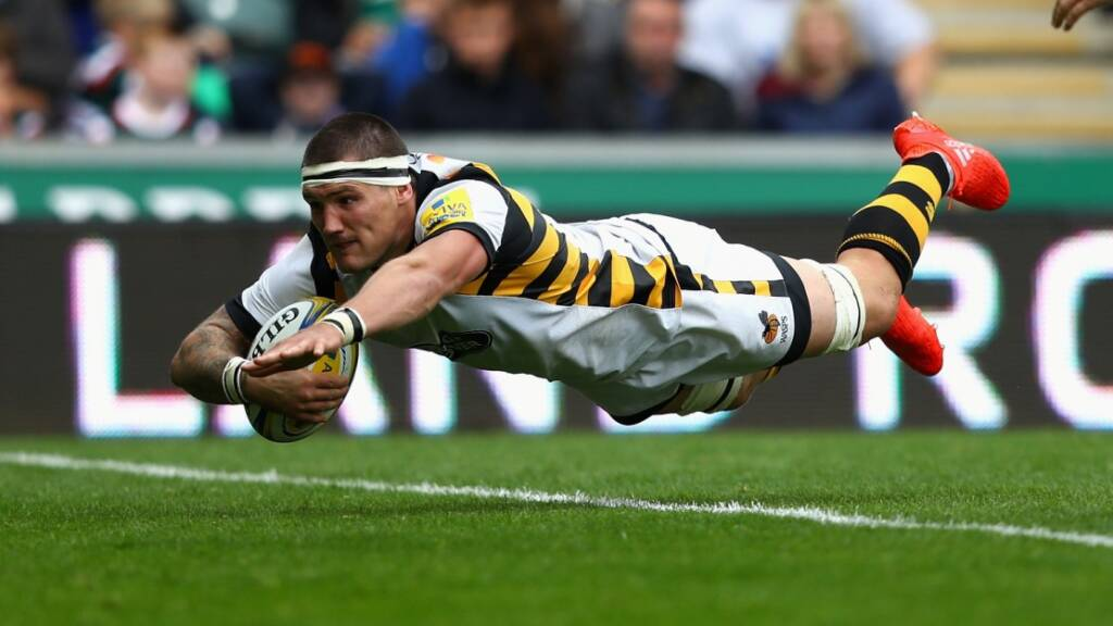 Guy Thompson looking for Wasps reaction this weekend