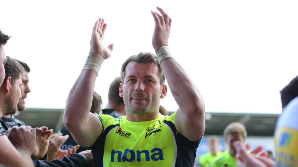 Mark Cueto and Hugh Vyvyan to be honoured by Premiership Rugby