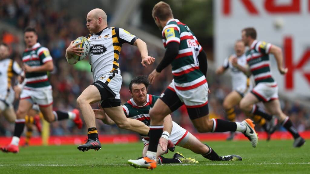 Simpson expects more from Wasps despite strong start