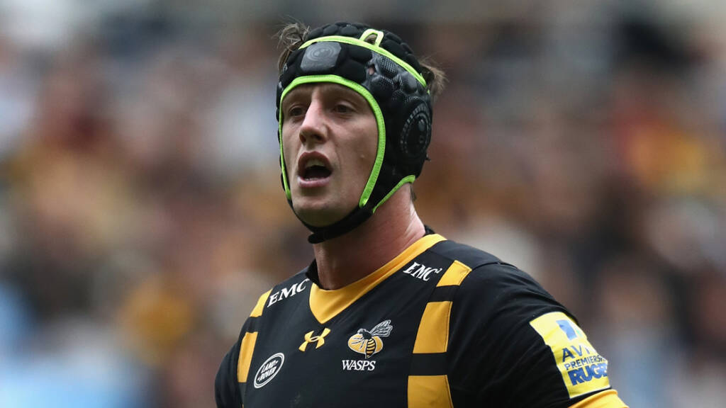 Wasps team to play Bristol Rugby at the Ricoh Arena