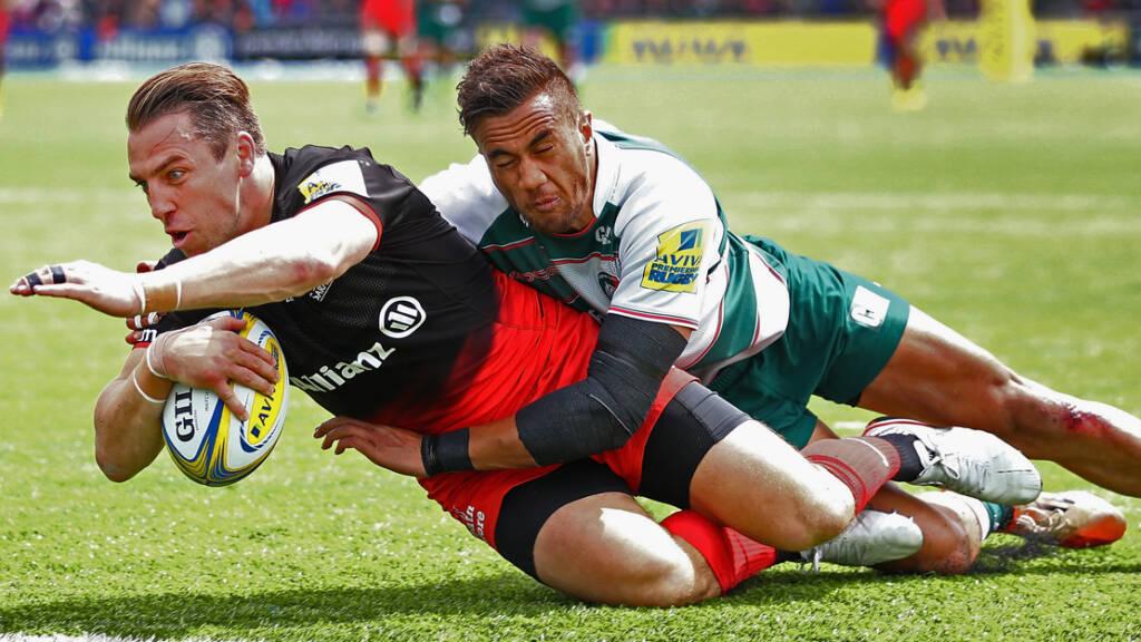 Saracens name side for Northampton clash