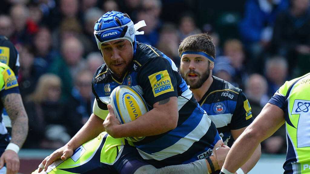 Houston back in Bath Rugby starting line-up