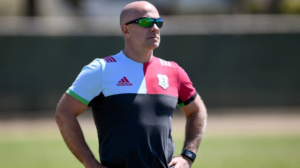 Harlequins' Head Coach Mark Mapletoft