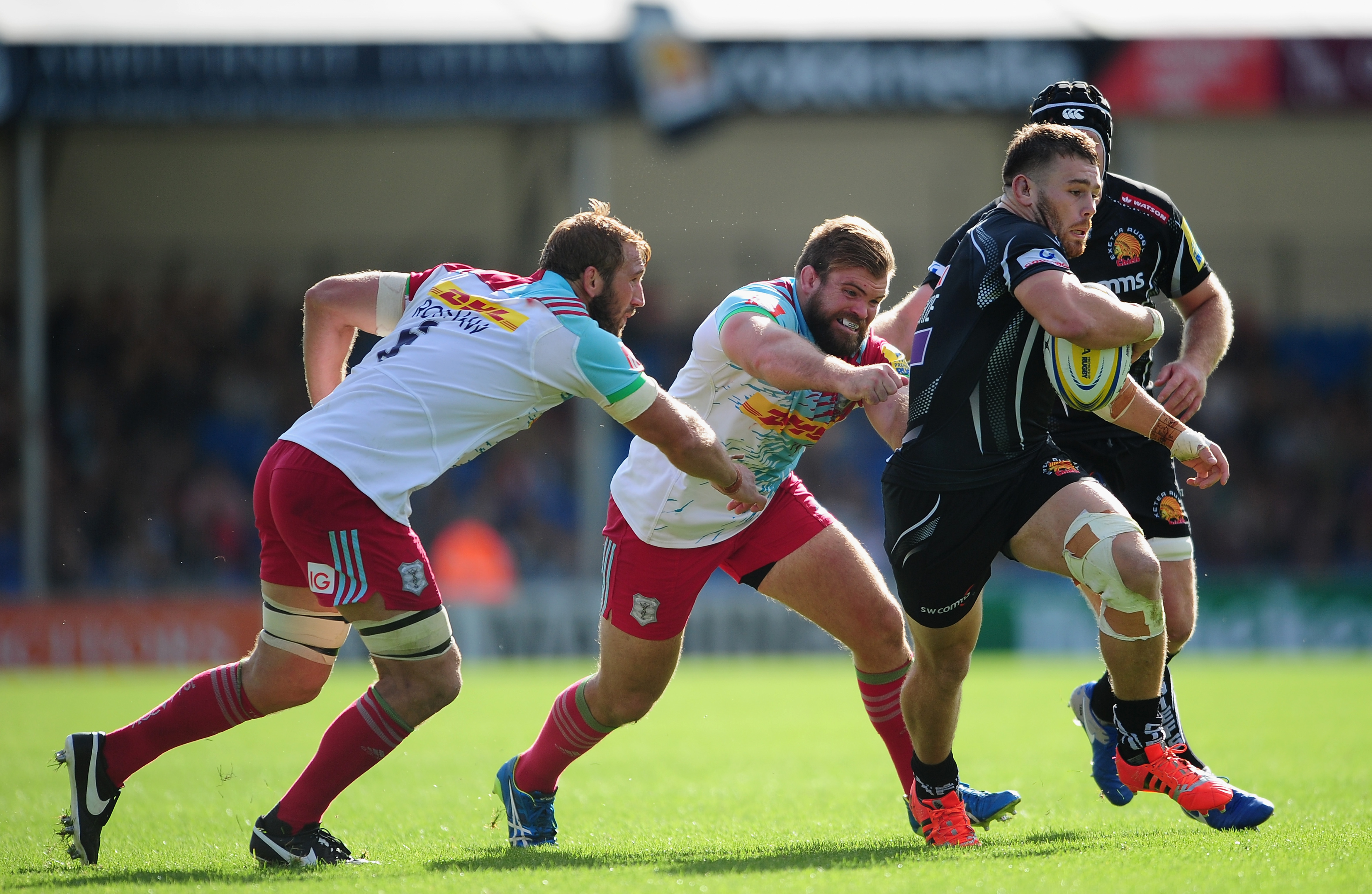 Match Report: Exeter Chiefs 36 Harlequins 25