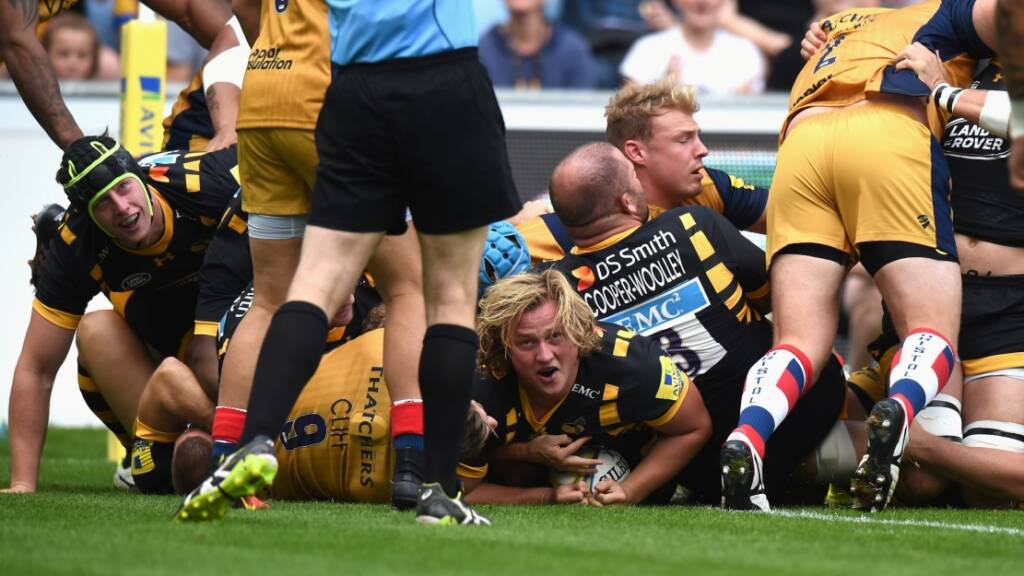 Match Report: Wasps 70 Bristol Rugby 22