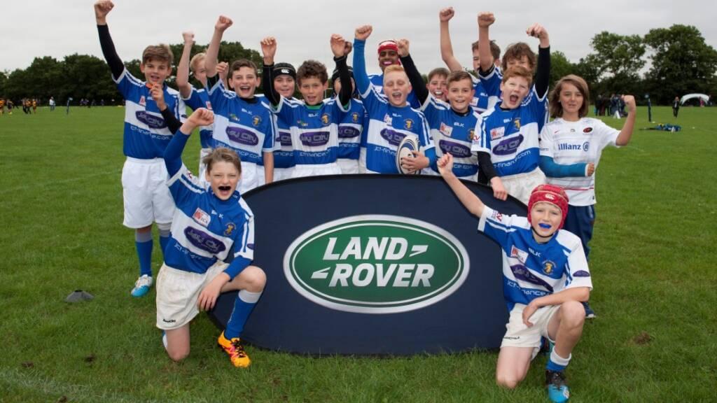 Hemel Hempstead U12s earn Twickenham spot at Saracens Land Rover Premiership Rugby Cup