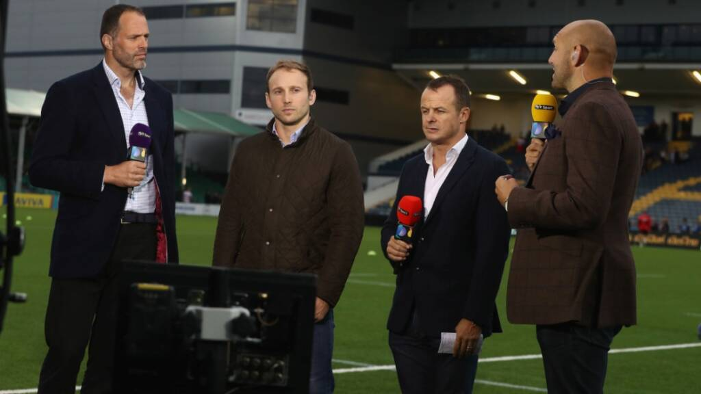 Aviva Premiership Rugby on BT Sport and ITV
