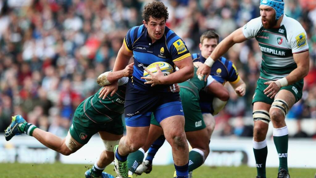 Val Rapava Ruskin: Worcester Warriors are clicking into gear