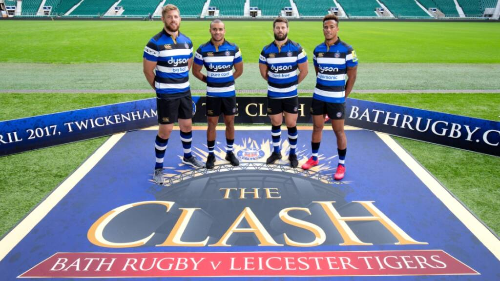 Todd Blackadder hoping The Clash can lead to Bath Rugby Twickenham legacy