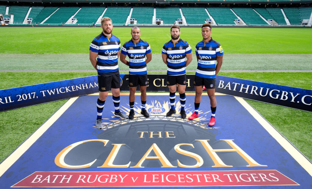 Bath Rugby launch plans for annual fixture in London over next five years