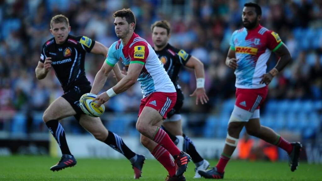 Harlequins' Tim Swiel: Clash with Saracens is exactly what we need