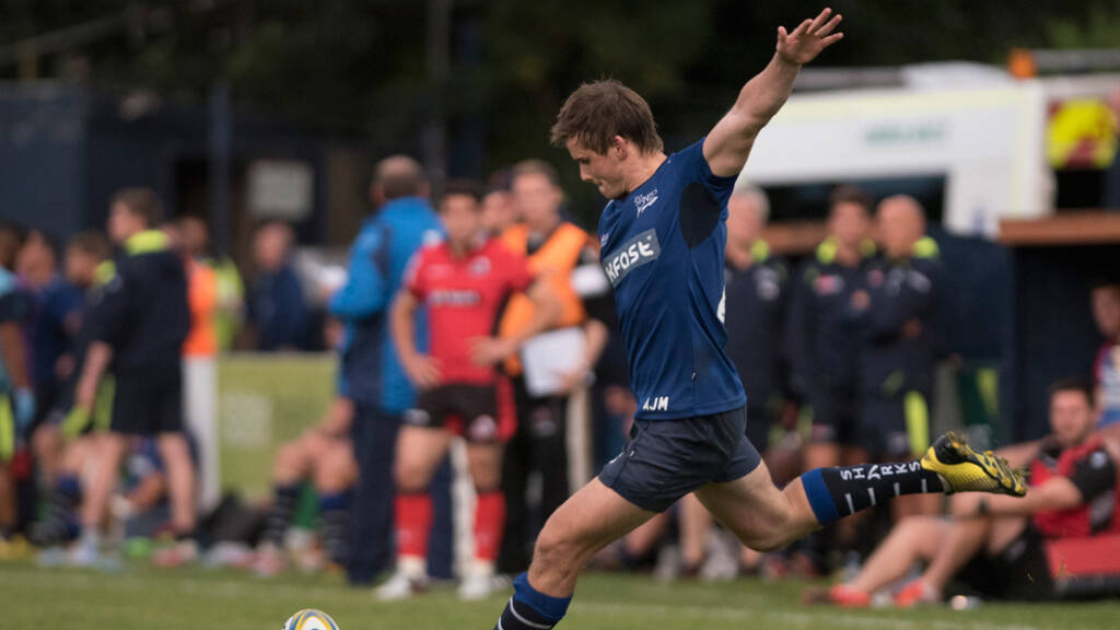 MacGinty Returns As Sharks Take On Warriors