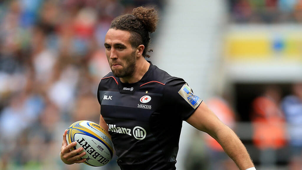 Saracens name team for Harlequins trip