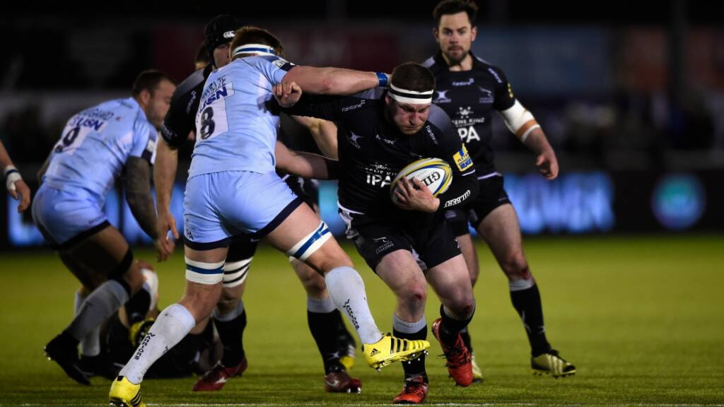Vickers: Falcons primed for Gloucester battle