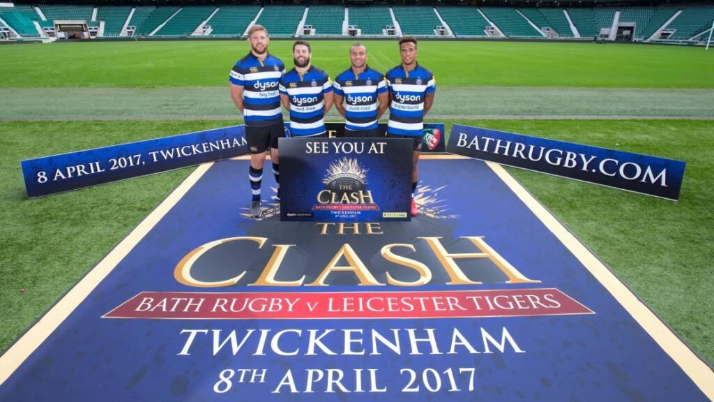 Jonathan Joseph: Bath Rugby in good shape ahead of rival clash