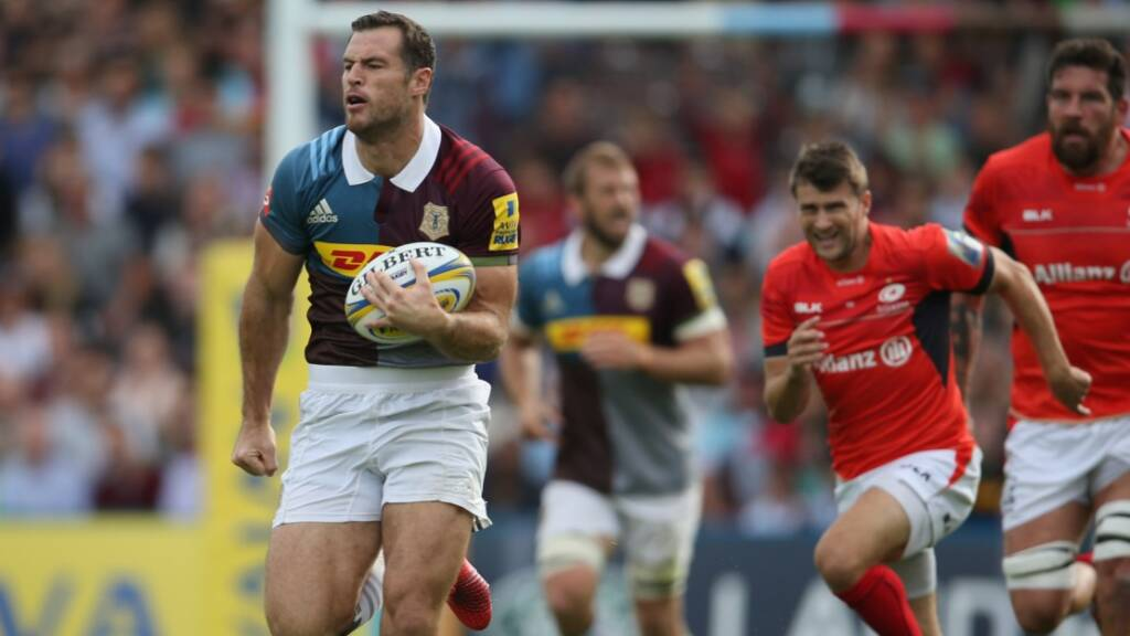 Match Report: Harlequins 17 Saracens 10