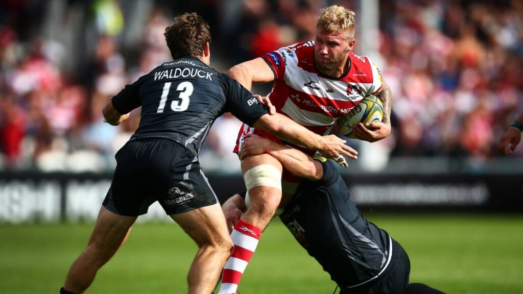Match report: Gloucester Rugby 13 Newcastle Falcons 18