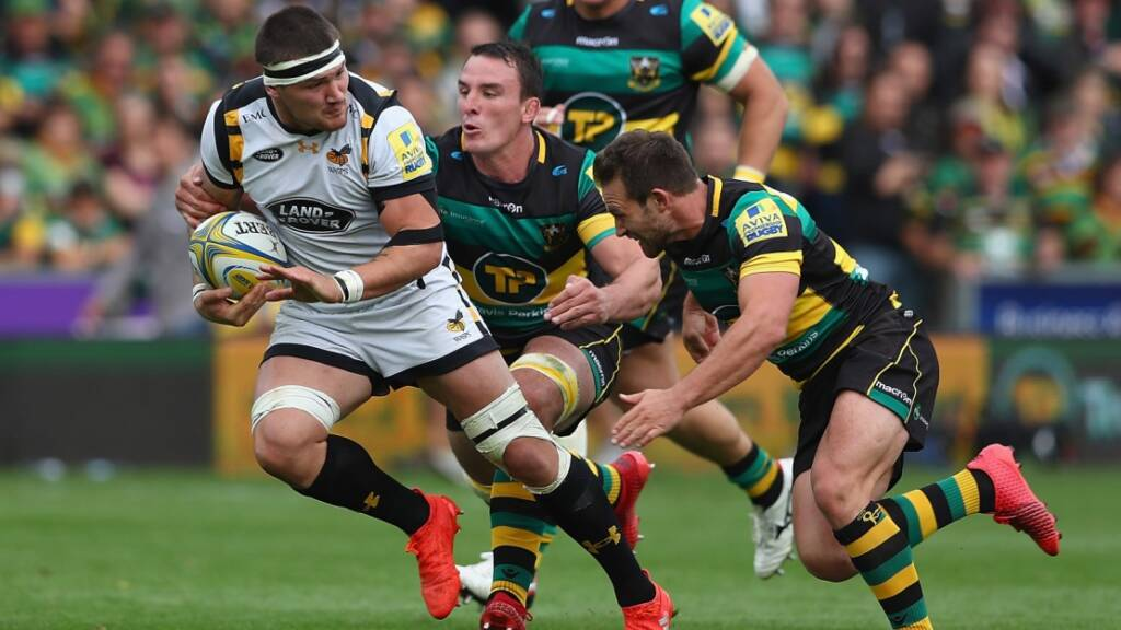 Match Report: Northampton Saints 15 Wasps 20