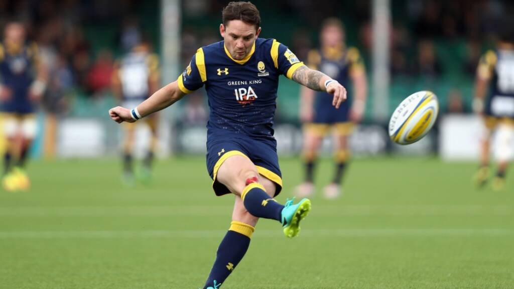Worcester Warriors' Ryan Lamb joins prestigious Premiership Rugby club