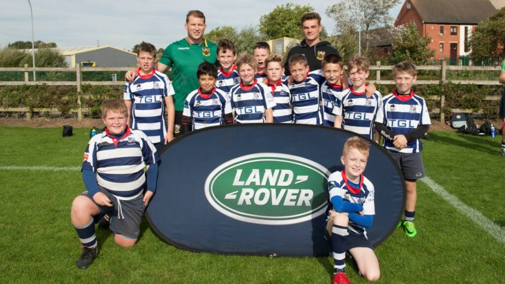 Banbury Under-11s selected for Twickenham appearance at Land Rover Premiership Rugby Cup