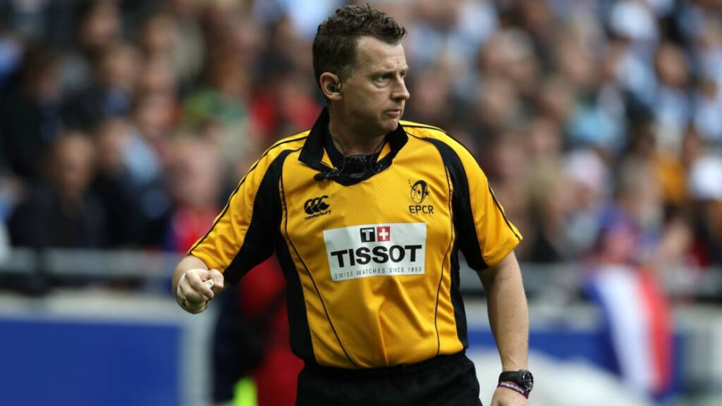 EPCR Referee appointments – Rounds 1 and 2
