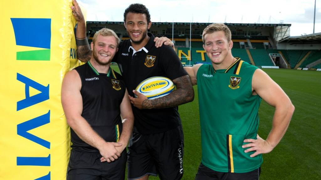 Aviva Community Northampton Saints