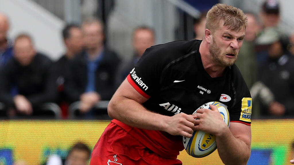 Kruis returns for Saracens for Bristol trip