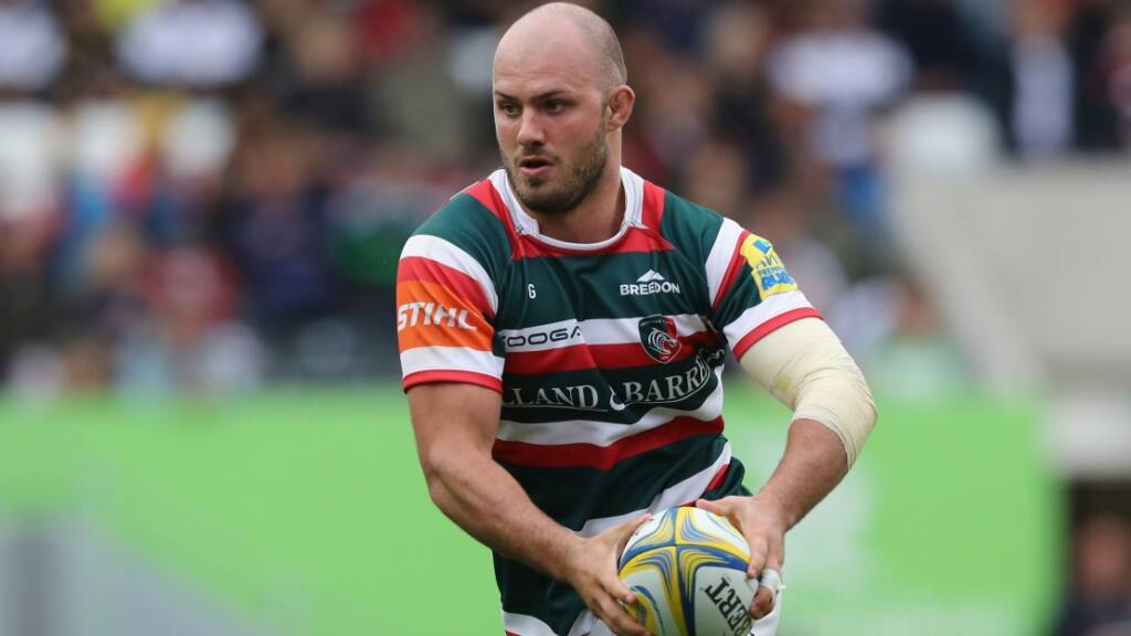 Lachlan McCaffrey: Pressure on Leicester Tigers' home performances