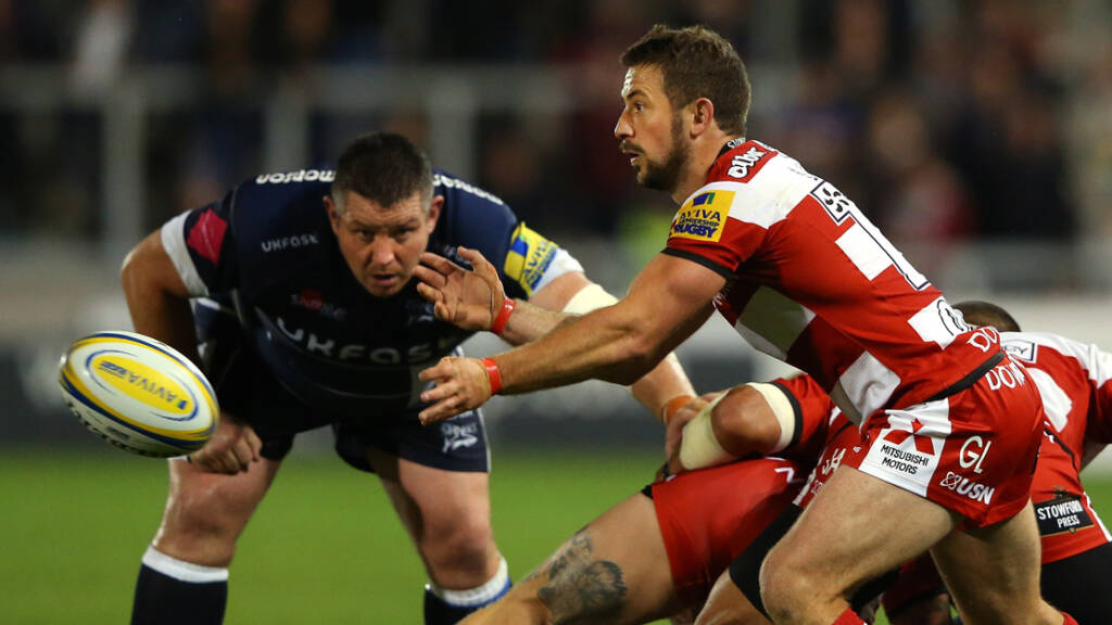 Laidlaw returns as Gloucester name side for local derby against Bath