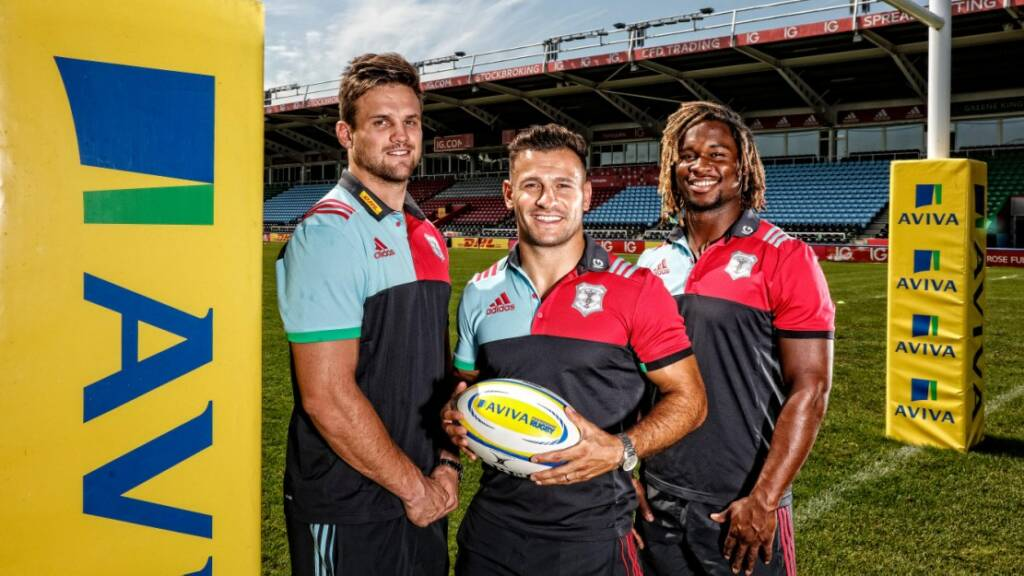Marland Yarde: John Kingston employing a smart approach at Harlequins