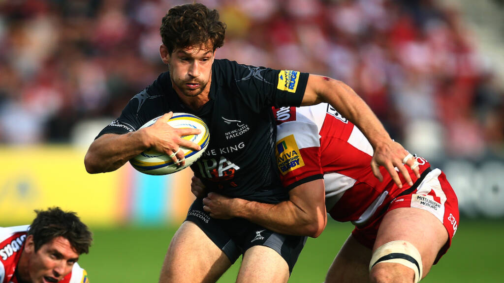 Dominic Waldouck urges Newcastle Falcons to refocus