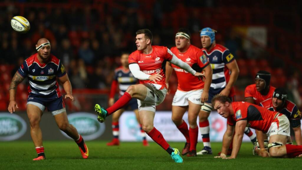 Match Reaction: Bristol Rugby 0 Saracens 39
