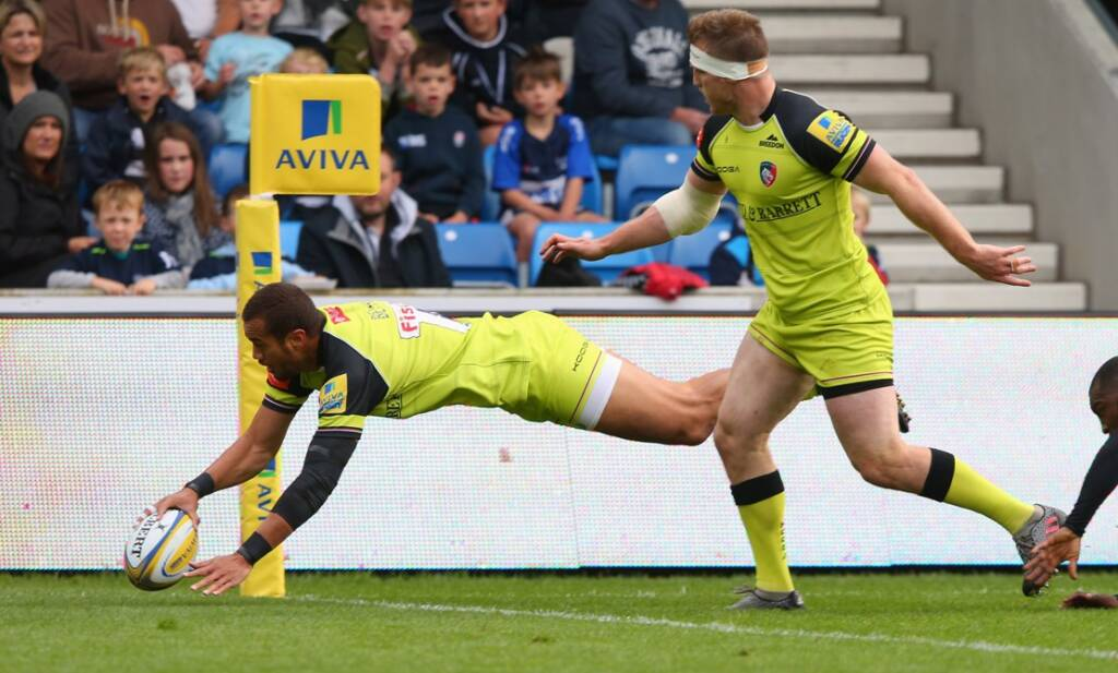 Match Report: Sale Sharks 34 Leicester Tigers 30