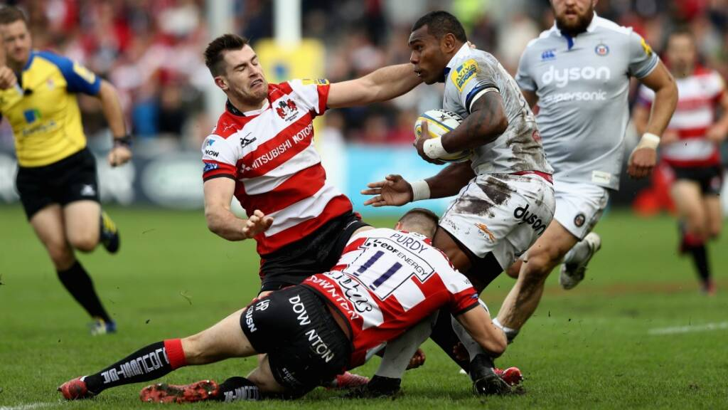 Match Report: Gloucester Rugby 6 Bath Rugby 15