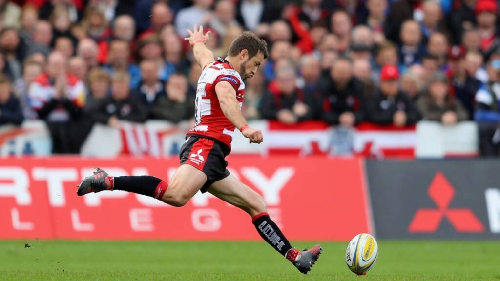 Greig Laidlaw returns for Gloucester. Pic: Getty