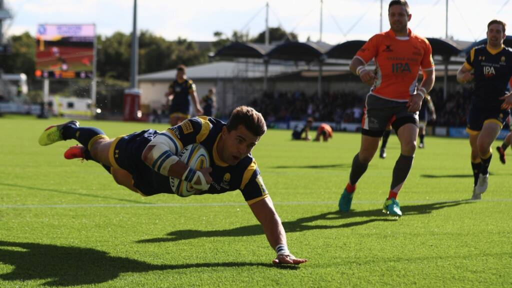 Match Report: Worcester Warriors 11 Newcastle Falcons 9