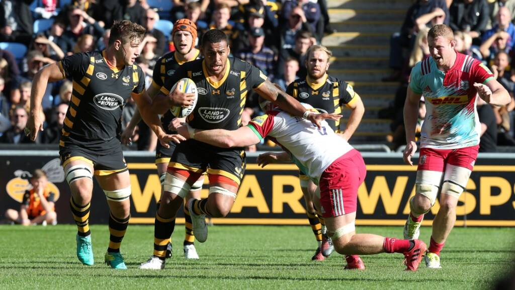 Mike Brown, George Kruis, Nathan Hughes and Mariano Galarza lead the Opta Rankings