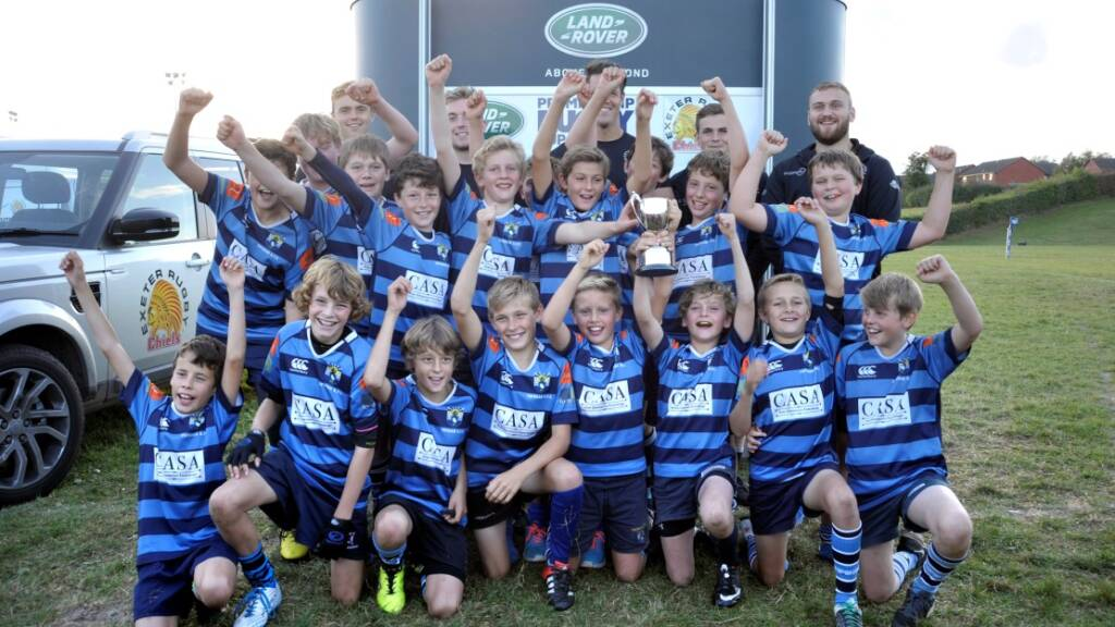 Topsham book Twickenham appearance at Land Rover Premiership Rugby Cup