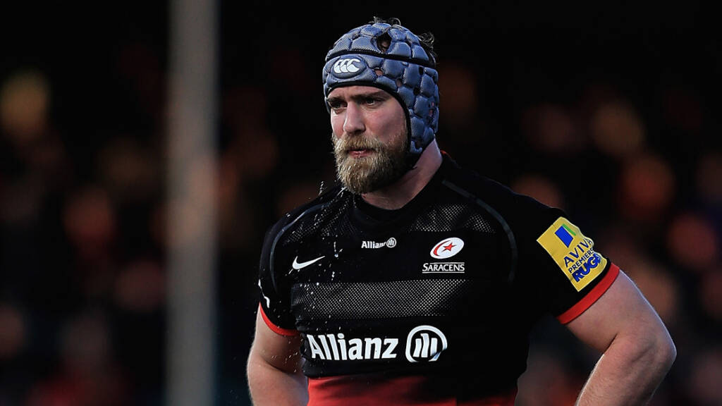 Saracens lock Alistair Hargreaves retires from rugby