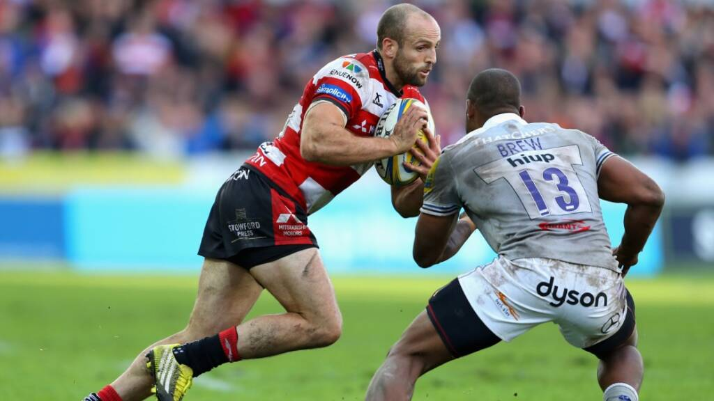 Charlie Sharples: Gloucester Rugby learning from losses