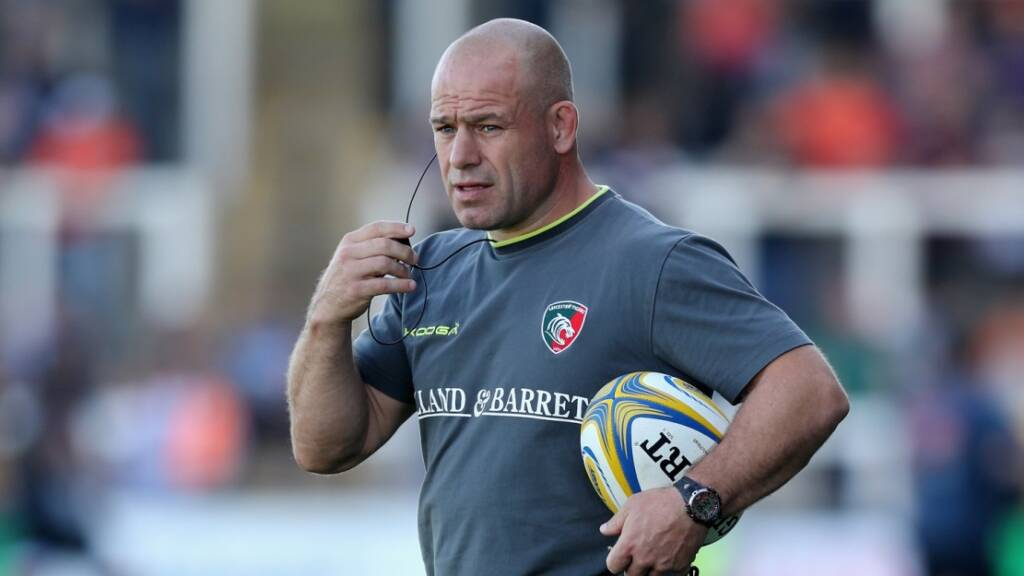Richard Cockerill eyeing up Racing 92 recovery for Leicester Tigers