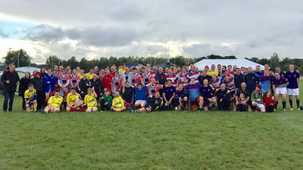 Warriors host first Mixed Ability Rugby Festival