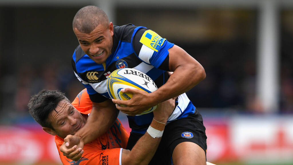 Seven changes for Bath Rugby to face Sale