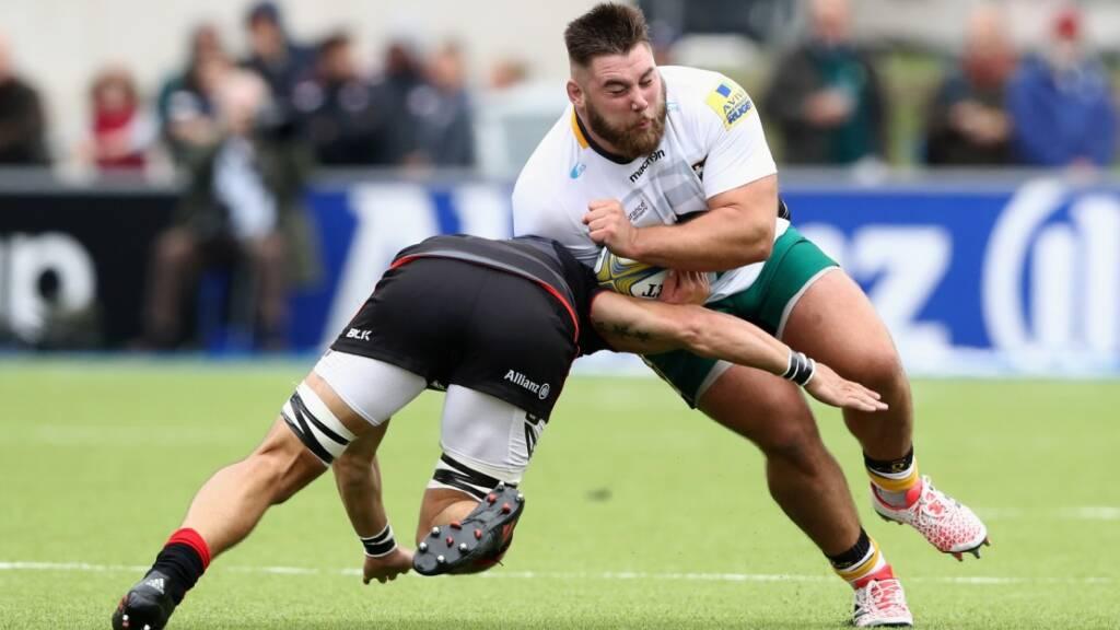 Kieran Brookes: Northampton Saints are pulling together