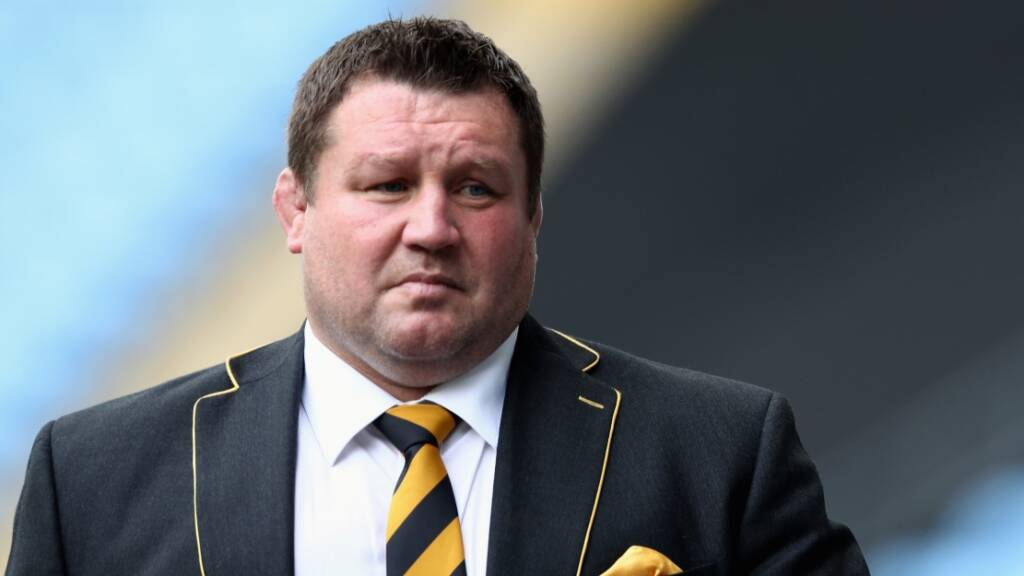 Dai Young: Wasps face pressure to perform in Champions Cup