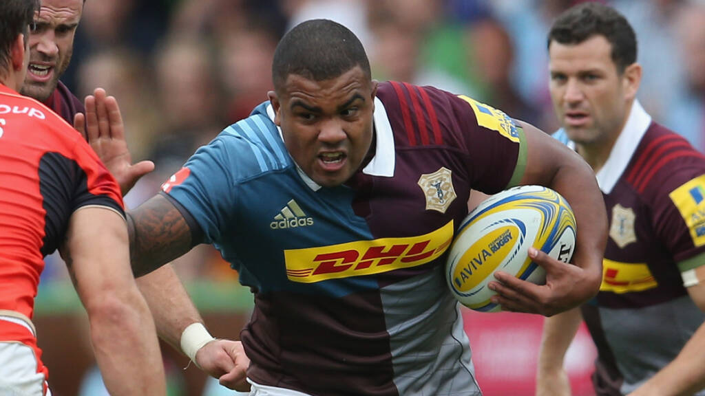 Kyle Sinckler commits to Harlequins