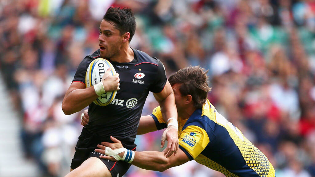 Saracens name team to face Wasps