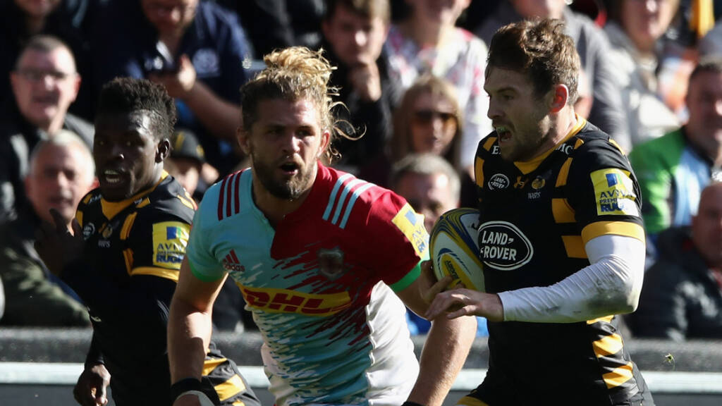Wasps team to face Saracens at Allianz Park